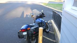 1992 Bmw bike