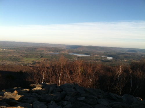 bear mountain highest point ct